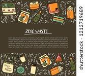vector illustration with... | Shutterstock .eps vector #1212719689
