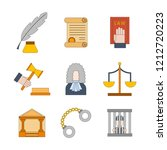 vector illustration with... | Shutterstock .eps vector #1212720223