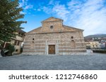 cathedral of our lady of... | Shutterstock . vector #1212746860