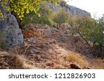 picturesque mountain trail in... | Shutterstock . vector #1212826903