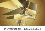 bright gold illustration with... | Shutterstock . vector #1212831676