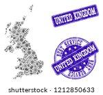 best service composition of... | Shutterstock .eps vector #1212850633
