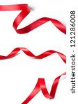 collection of various red... | Shutterstock . vector #121286008