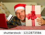 young handsome and attractive... | Shutterstock . vector #1212873586