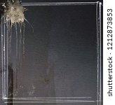 grunge black texture or... | Shutterstock . vector #1212873853