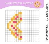 educational game for children.... | Shutterstock .eps vector #1212916096
