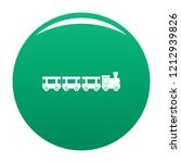 wagons icon. simple... | Shutterstock .eps vector #1212939826