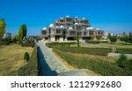 pristina  kosovo   19 october ... | Shutterstock . vector #1212992680