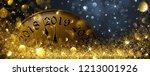 new year s eve 2019. festive... | Shutterstock .eps vector #1213001926