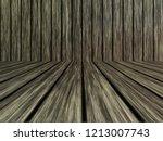 wood board texture   abstract... | Shutterstock . vector #1213007743