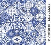 vector seamless tiles... | Shutterstock .eps vector #1213032283