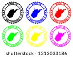 made in west virginia   rubber...   Shutterstock .eps vector #1213033186