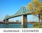 View Of Jacques Cartier Bridge...