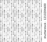 abstract seamless pattern... | Shutterstock . vector #1213204600