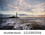 St Mary's Lighthouse And Islan...