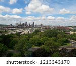 saint paul city  minnesota usa... | Shutterstock . vector #1213343170