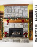 Natural Gas Fireplace Decorate...