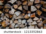 Preparation Of Firewood For Th...