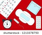 vector illustration of alarm... | Shutterstock .eps vector #1213378750