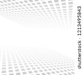 white gray abstract background  ...   Shutterstock .eps vector #1213495843