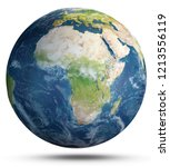 planet earth weather. elements...   Shutterstock . vector #1213556119