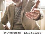 always provide a helping hand....   Shutterstock . vector #1213561393