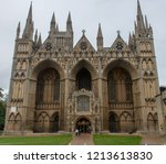 Peterborough Cathedral  England