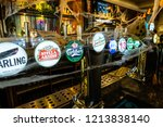 buxton  derbyshire   25th... | Shutterstock . vector #1213838140