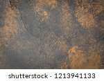 abstract brown chocolate... | Shutterstock . vector #1213941133