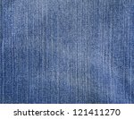 jeans close up | Shutterstock . vector #121411270