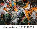 mexico city   mexico   27...   Shutterstock . vector #1214143099