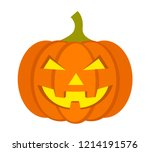 jack o' lantern   jack o...   Shutterstock .eps vector #1214191576