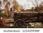 fine art imagery   little... | Shutterstock . vector #1214259589