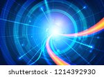 abstract background concept... | Shutterstock .eps vector #1214392930