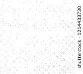 grunge texture on white... | Shutterstock .eps vector #1214433730