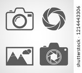 camera icons  aperture icon ...