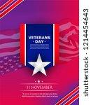 creative poster banner design... | Shutterstock .eps vector #1214454643
