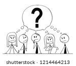 cartoon stick man drawing... | Shutterstock .eps vector #1214464213