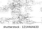 black and white stripes in...   Shutterstock .eps vector #1214464633