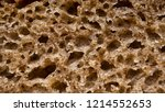 texture of the bread. bread... | Shutterstock . vector #1214552653