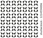 seamless triangle pattern.... | Shutterstock .eps vector #1214554006