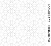 seamless triangle pattern.... | Shutterstock .eps vector #1214554009