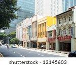 singapore | Shutterstock . vector #12145603