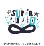 "childish creative print ""super... 