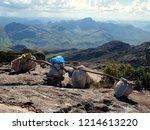 trekking in the adringitra... | Shutterstock . vector #1214613220