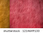 genuine fur surface for... | Shutterstock . vector #1214649133