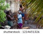 ennore  north chennai  tamil... | Shutterstock . vector #1214651326