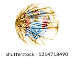 abstract new jersey sparkling... | Shutterstock . vector #1214718490