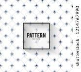 abstract vector dark blue... | Shutterstock .eps vector #1214767990