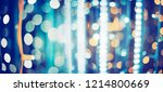 blurred abstract background... | Shutterstock . vector #1214800669